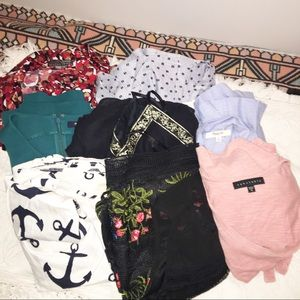 Not so Mystery box 8 pieces size small